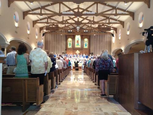 First Presbyterian Church of Fort Lauderdale offers both traditional and contemporary worship services on Sunday mornings. (PRNewsFoto/First Presbyterian Church...)