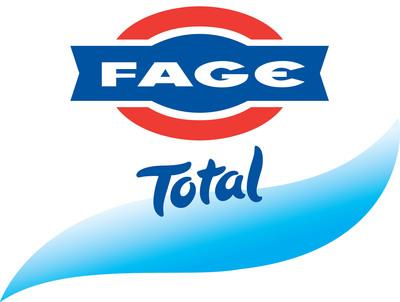 FAGE Total logo. (PRNewsFoto/FAGE)