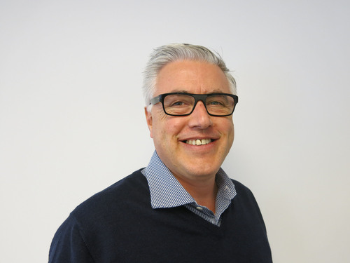 Mike Hills, Verne Global director of business development, UK.  (PRNewsFoto/Verne Global)