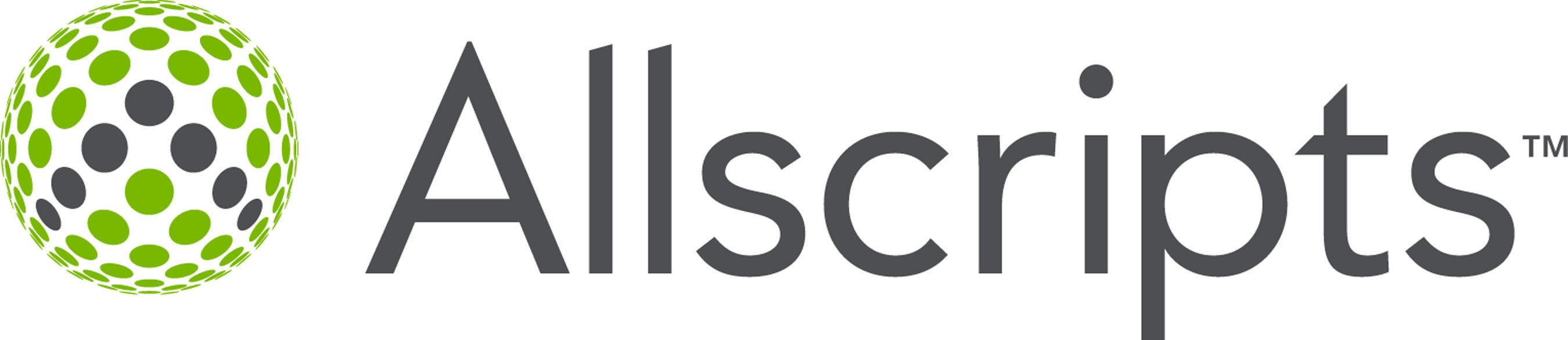 Allscripts Healthcare Solutions, Inc. Logo. (PRNewsFoto/Allscripts Healthcare Solutions, Inc.) (PRNewsFoto/)