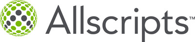 Allscripts Healthcare Solutions, Inc. Logo.