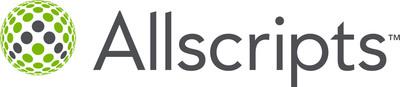 Allscripts Healthcare Solutions, Inc. Logo. (PRNewsFoto/Allscripts Healthcare Solutions, Inc.)