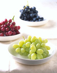 Grapes from California -- the original super snack -- are back in season!.  (PRNewsFoto/California Table Grape Commission)
