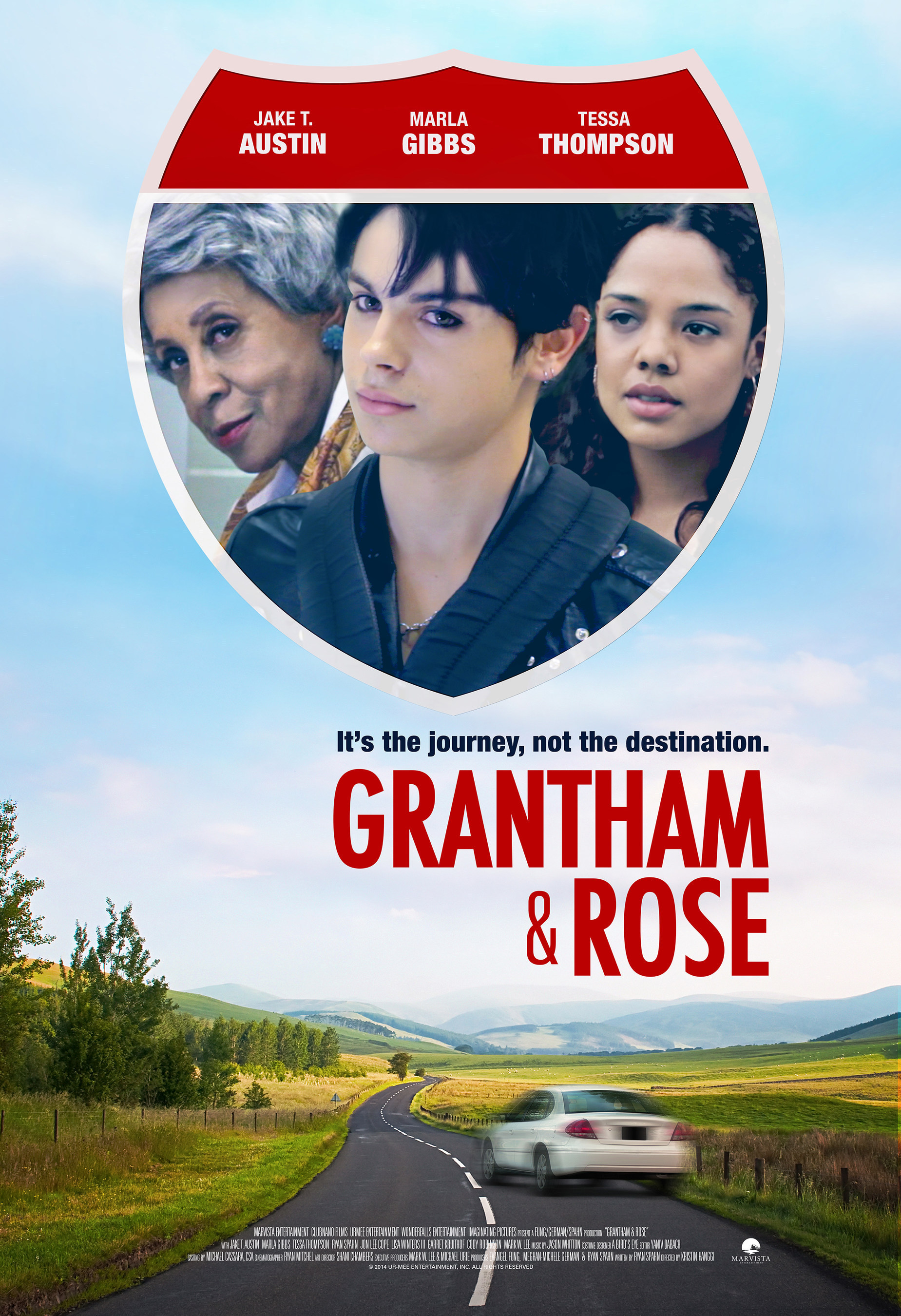grantham and rose ending a relationship