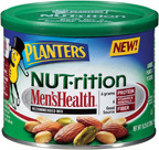 Mr. Peanut Gets A New Stamp Of Approval From Men's Health Magazine With Latest Nut Mix
