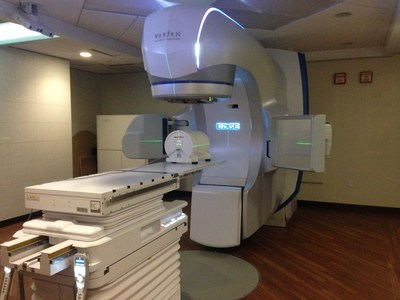 The Edge radiosurgery system at Innovative Cancer Institute in Miami