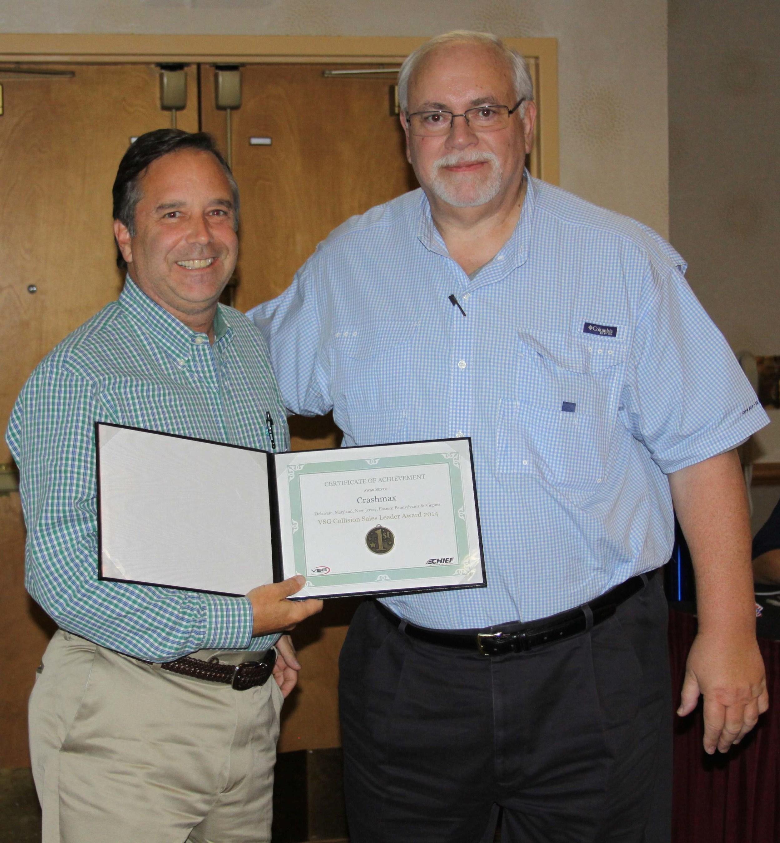 Chief Recognizes Leading Distributors