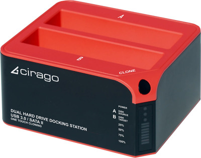 Cirago Launches New USB 3.0 Accessories at CES