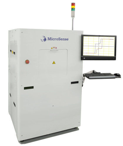 The MicroSense Polar Kerr MRAM metrology system is a 300mm wafer ready, magnetic measurement tool for STT-MRAM ...