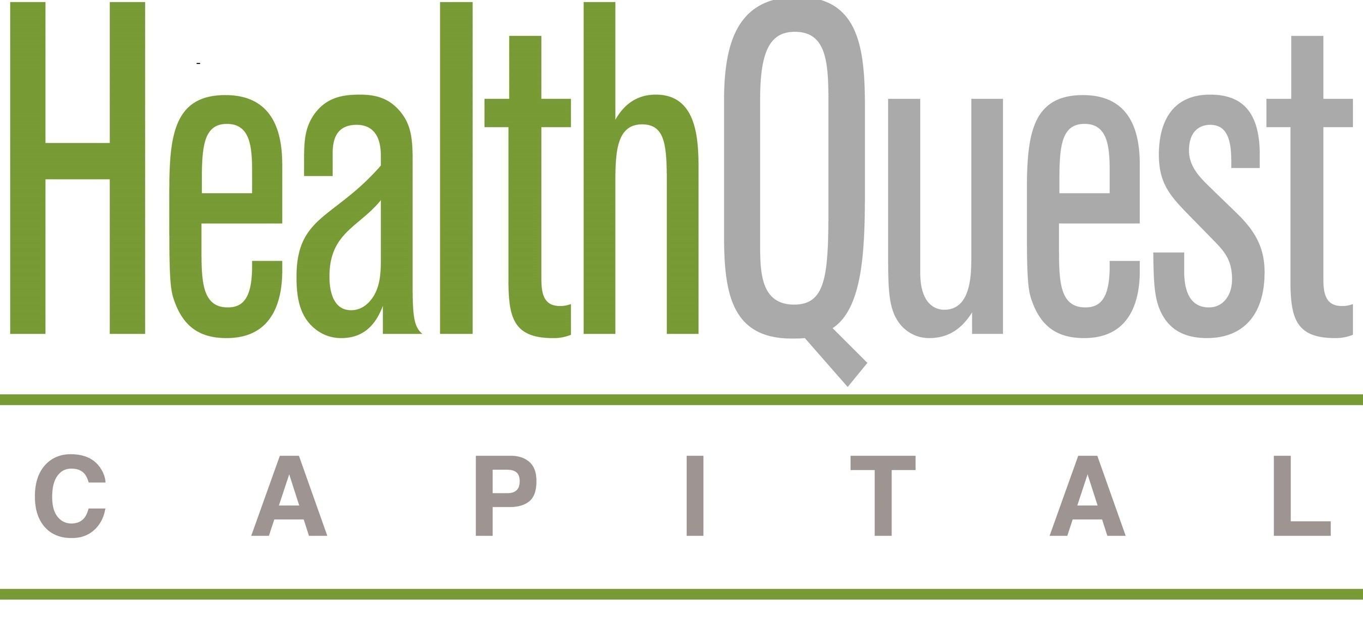 HealthQuest Capital Logo (PRNewsFoto/HealthQuest Capital)