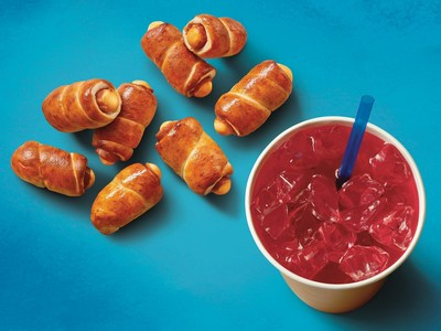 Auntie Anne's(R) Brings Home the Bacon with Bacon Cheddar Stuffed Pretzel Nuggets