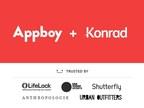 Appboy and Konrad Group Form Strategic Partnership