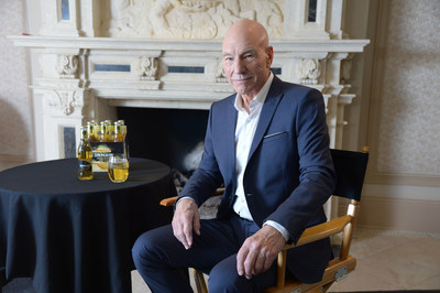 Sir Patrick Stewart for Strongbow Hard Ciders