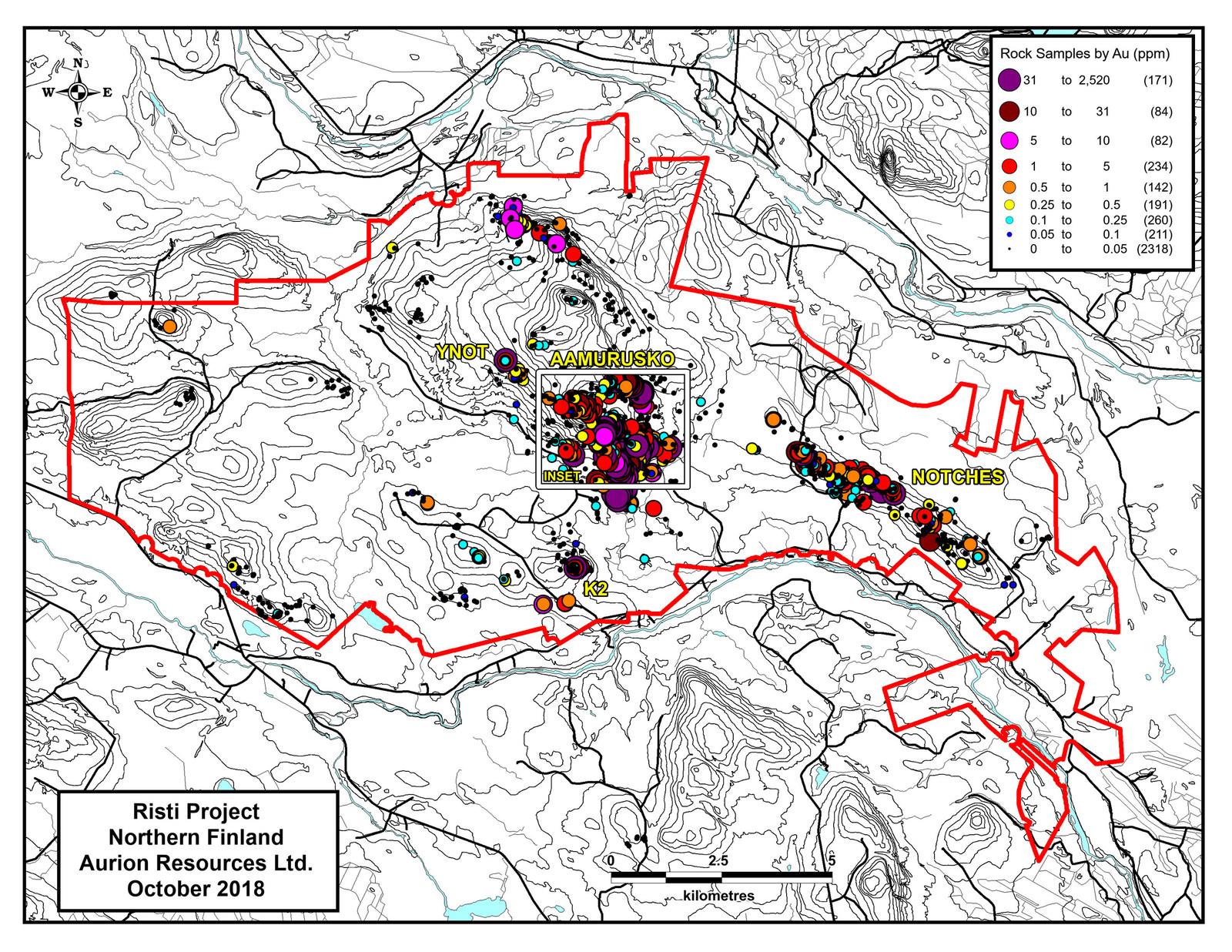 Figure 1 Risti Project Plan