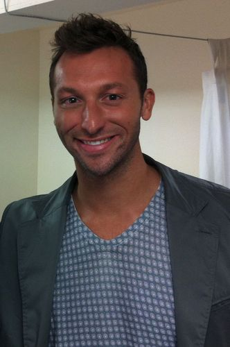 Olympic champion swimmer Ian Thorpe