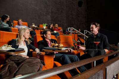 iPic Theaters, Premium Plus Seating. www.ipic.com.  (PRNewsFoto/iPic Entertainment)