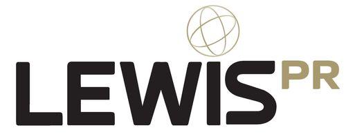 LEWIS PR Logo (PRNewsFoto/LEWIS PR)