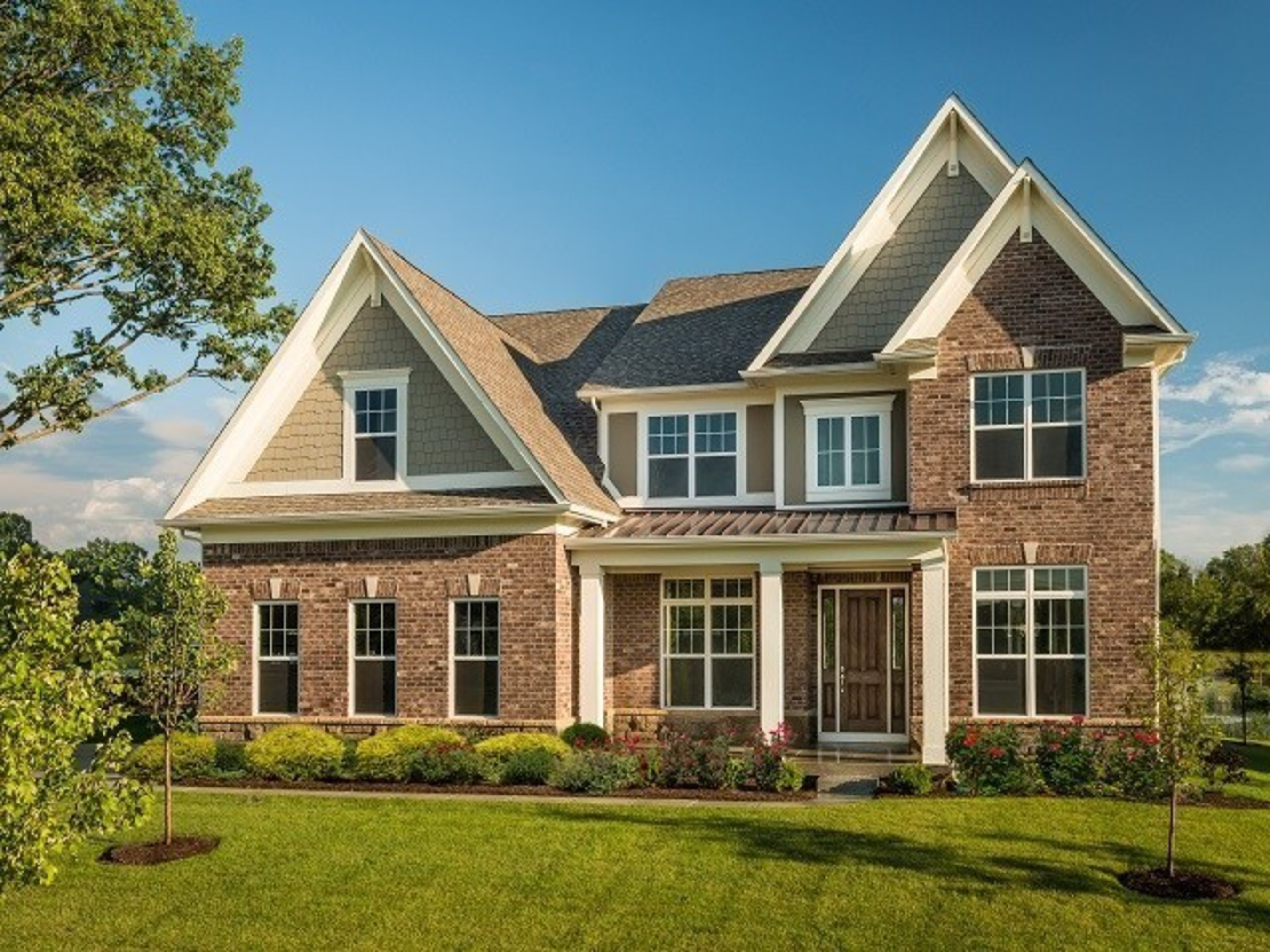 New Homes Now Available At Ashmoor In Carmel, IN