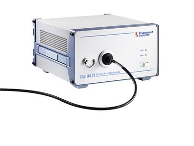 Instrument Systems CAS 140CT.  (PRNewsFoto/Konica Minolta Sensing Americas, Inc.)