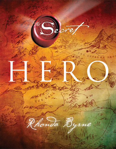 Atria Books Announces New Book From Bestselling Author Rhonda Byrne For This Fall.  (PRNewsFoto/Atria Books)