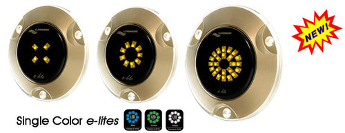 All New SMX Underwater LED Light Fixtures by Lumishore.  (PRNewsFoto/Lumishore)