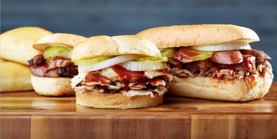 New Dickey's Barbecue in Richfield hosts a 3-day Grand Opening celebration this week.  (PRNewsFoto/Dickey's Barbecue)