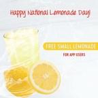 Pretzelmaker® Celebrates National Lemonade Day with a Free All-Natural Lemonade for Customers