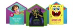 Nickelodeon online invitations on Punchbowl.com