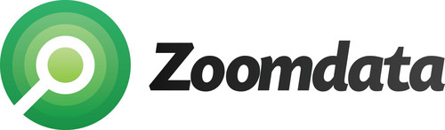 Zoomdata logo.  (PRNewsFoto/Zoomdata, Inc.)