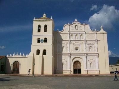 Catedral de Comayagua. Photo Credit: Arturo Sosa. (PRNewsFoto/CANATURH)