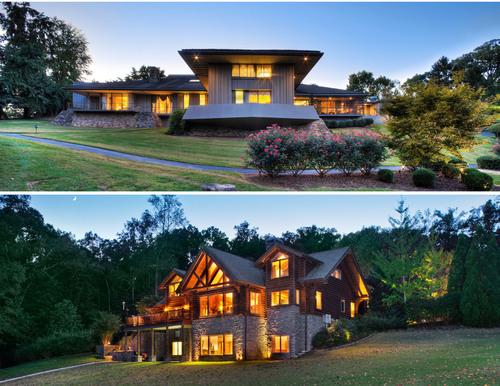 "Concierge Auctions Announces The November 21st Auctions Of Two Luxury Tennessee Estates: ""Mountain Modern ..."