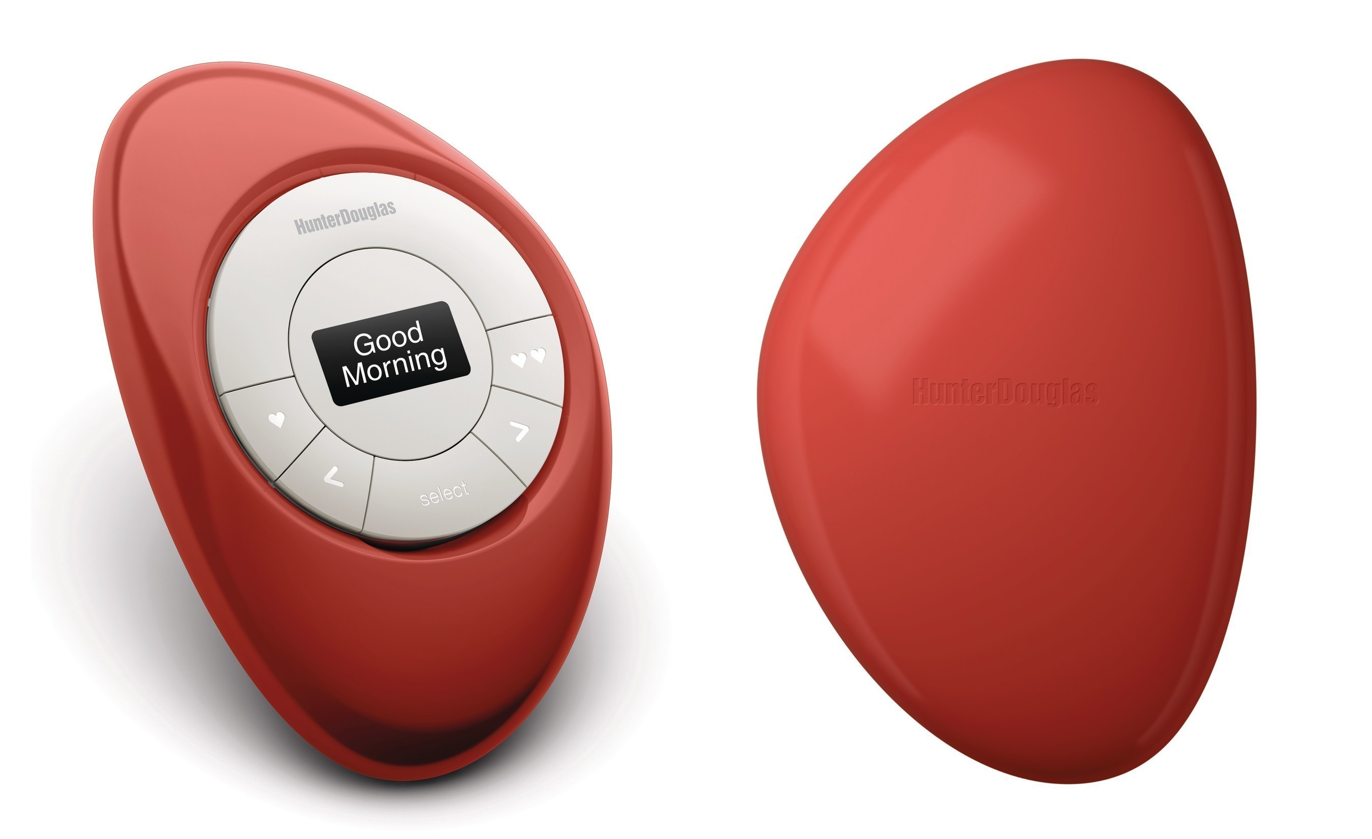 Hunter Douglas PowerView(TM) Scene Controller in Poppy