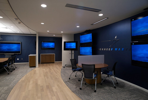 STV Provided Design And Engineering Services For Newly Completed Lockheed Martin Cyber Center Of