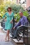 Mitra Morgan and John Mulliken of Joss & Main.  (PRNewsFoto/Wayfair.com)