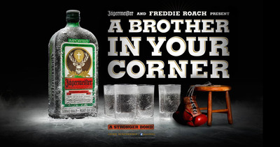 "JAGERMEISTER AND WORLD-RENOWNED BOXING TRAINER,  FREDDIE ROACH, LAUNCH ""A BROTHER IN YOUR CORNER"" COMPETITION"