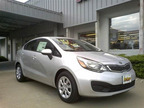 The teen driver in the family will love the 2012 Kia Rio.  (PRNewsFoto/Briggs Kia)