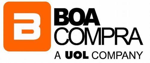 UOL BoaCompra Logo (PRNewsFoto/UOL BoaCompra)