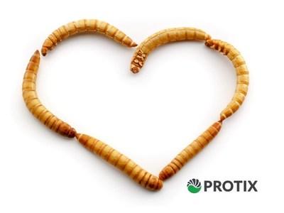 Protix Awarded Technology Pioneer by World Economic Forum (PRNewsFoto/Protix Biosystems)