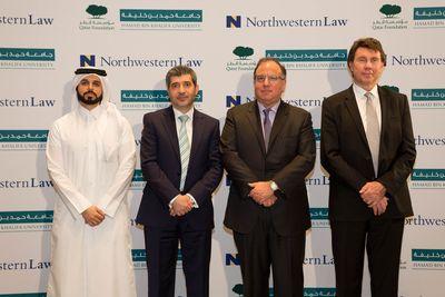 Hamad bin Khalifa University Launches Postgraduate JD Program Law Degree and its New Law School