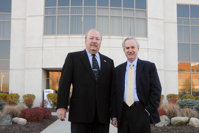 Premier Social Security Consulting partners Jim Blair, left, and Marc Kiner, right.  (PRNewsFoto/Premier Social Security Consulting, LLC)