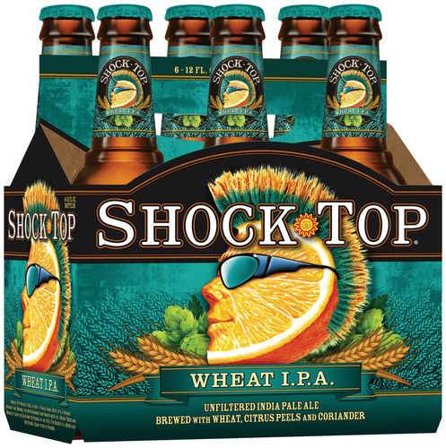 Shock Top Hops Up Portfolio With Wheat IPA