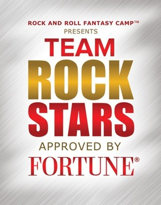 TEAM ROCK STARS approved by FORTUNE