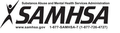 Substance Abuse and Mental Health Services Administration.  (PRNewsFoto/SAMHSA)