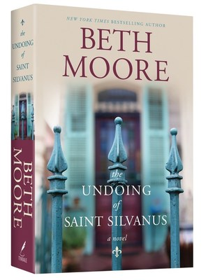 "Don't miss TBN's ""Praise"" Thursday, October 27th, at 10 p.m. Eastern / 7 p.m. Pacific as hosts Matt and Laurie Crouch welcome Beth Moore and get a preview of Beth's exciting new novel ""The Undoing of Saint Silvanus"" - exclusively on the Trinity Broadcasting Network. You can also view TBN live online at itbn.org/channels/tbn."