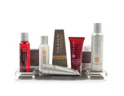 Enhancing the Guests' Beauty and Body Care Regimen, Marriott Hotels Partners with THANN for New Amenities Launch