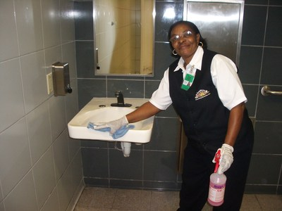 Sunshine Cleaning Systems Debuts Restroom Attendant Program at ...