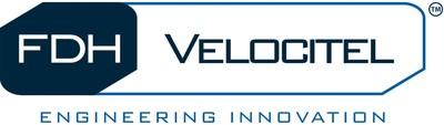 FDH Velocitel logo