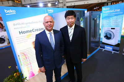 Europe's fastest growing home appliance brand 'Beko' storms Thailand - promises more, with the best technology