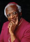Archbishop Desmond Tutu (PRNewsFoto/Crystal Cruises)