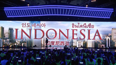 New USANA Indonesia Market